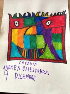 Andrea 6  anni