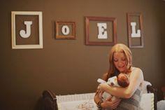 Baby Joel's Newborn Photos