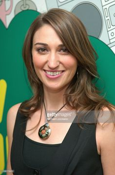 Singer Sara Bareilles appears on MTV's 'TRL' at MTV Studios in New York City's Times Square on January 28, 2008. The air date for this show is January 30, 2008.