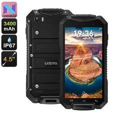 Agora disponível em nossa loja: SmartPhone Geotel... Confira aqui! http://alphaimports.com.br/products/smartphone-geotel-a1-robusto-smartphone-android-7-0-dual-imei-ip67-quad-core-cpu-4-5-polegadas-display-3400mah-8mp-camera-black?utm_campaign=social_autopilot&utm_source=pin&utm_medium=pin