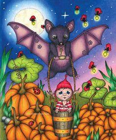 Simply batty enchantment