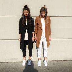 street style // half