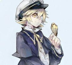 Resultado de imagen de vocaloid personajes masculinos