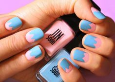 How To Do A Quick And Easy Easter Egg-Inspired Nail Art Look