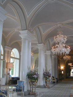 The Villa d'Este