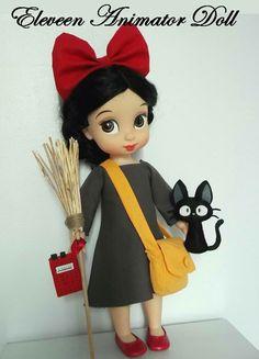 Doll Clothes / Disney Animator  Doll Snow White