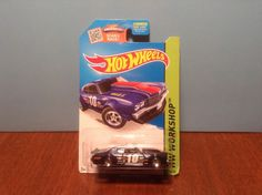 Hot Wheels '70 Chevy Chevelle #194 of 250 Speed Team 2015 Blue 1970 SS 454…