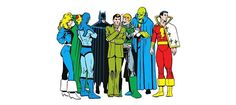 "boosterg0ld: """" Justice League International, Vol. 2 (2008) "" """