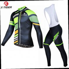44.99$  Watch here - http://ali8fg.worldwells.pw/go.php?t=32726653840 - 2016 New X-Tiger Idyllic Winter Maillot Cycling Clothing/Bicycle Wear Ropa Ciclismo/Winter Thermal Fleece Bike Cycling Jersey 44.99$