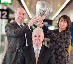 ARI Wins Retail Excellence Ireland Awards (Nov 2012) Dublin Airport, Airports, Ireland, Awards, Retail, Social Media, News, Irish, Social Networks
