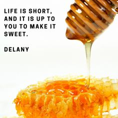 Life is short so make it count...  #FridayInspiration Life Is Short, Count, Tech, Sweet, Food, Women, Candy, Essen, Meals