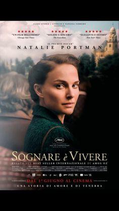 📽 Sognare è vivere di e con #NataliePortman, dal 1* Giugno al #cinema. Scheda Film con Trama http://www.ecodelcinema.com/a-tale-of-love-and-darkness-trama-trailer.htm