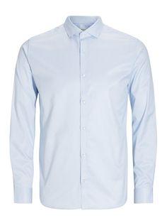 Snygg långärmad skjorta | JACK & JONES