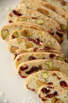 and Pistachio Biscotti - crunchy and amazing biscotti loaded with cran. Cranberry and Pistachio Biscotti - crunchy and amazing biscotti loaded with cran.Cranberry and Pistachio Biscotti - crunchy and amazing biscotti loaded with cran. Pistachio Biscotti, Biscotti Cookies, Fun Easy Recipes, Easy Meals, Delicious Recipes, Cookie Recipes, Dessert Recipes, Biscuits, Gastronomia