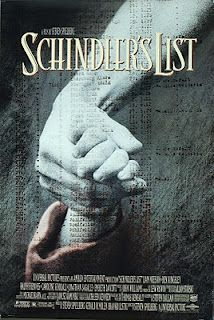 Schindler's List - while watching this I could hear people crying in the theater, including me. Very powerful movie.