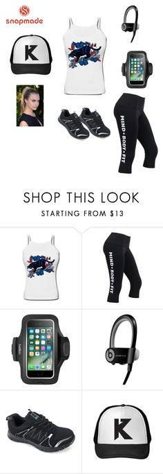 """Jogging with Style"" by velichkova-galina ❤ liked on Polyvore featuring Belkin, Q Sport, Rampage, sport, jogging and snapmade"