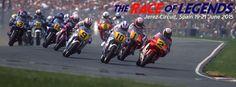"""Dal 19 al 21 giugno """"World GP Bike Legends"""" a Jerez, Spagna World GP Bike Legends è il rilancio della Golden Era del motociclismo. Anni '80 e '90, i decenni che ogni tifoso ricorda per le moto brutali, atteggiamenti feroci, feste e divertimenti. Dal 19 al 21 giugno, questo evento mondiale, vedrà il ritorno in pista del nostro campione Loris Capirossi """"Capirex"""", tre titoli mondiali (due in 125 e uno in 250), che dovrà confrontarsi con alcuni ex rivali dell'epoca d'oro del motociclismo, come…"""