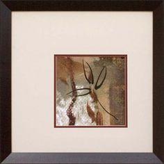 Phoenix Galleries Leaf Gesture I Framed Print - EL7344