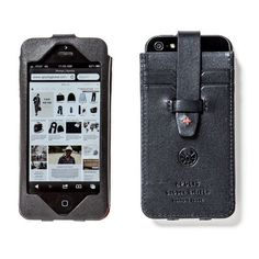 Apolis Transit Issue iPhone 5 Wallet