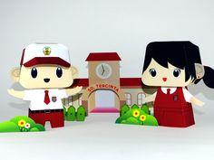 Sekolah dasar (disingkat SD; bahasa Inggris: Elementary School) adalah jenjang paling dasar pada pendidikan formal di Indonesia. Sekolah dasar ditempuh dalam waktu 6 tahun, mulai dari kelas 1 sampai kelas 6. Saat ini murid kelas 6 diwajibkan mengikuti Ujian Nasional (dahulu Ebtanas) yang memengaruhi kelulusan siswa.