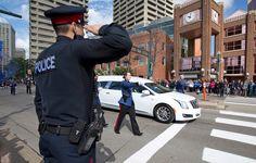 Remembering Constable Daniel Woodall   CTV Edmonton News