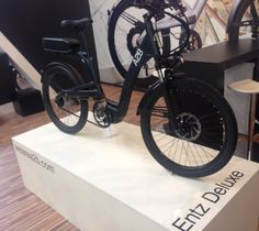 Our new Entz Deluxe at EUROBIKE  launching 2014