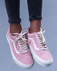 8a1b46fc26 56 Best Pink Vans images in 2019 | Pink vans, Fashion outfits, Woman ...