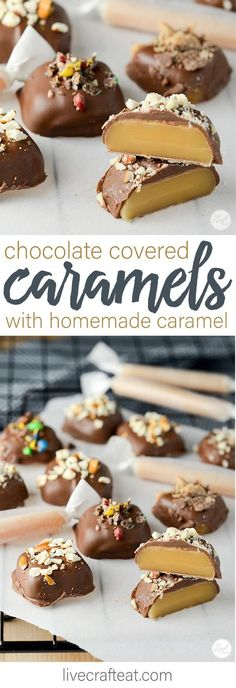 easy chocolate cover