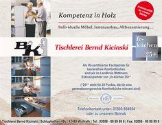 Tischlerei Bernd Kicinski