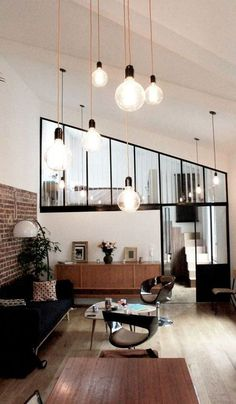 loft home decor idea