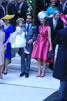 The marriage ofPrincess Alix de Ligne andCount Guillaume de Dampierre took placeon Saturday in theBeloeil municipality of Belgium. After the ceremony atSt. Peter'schurch in the village…