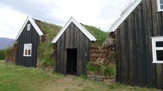 Day 3 or 4: Exploring Trollaskagi peninsula option, turf houses in Holar
