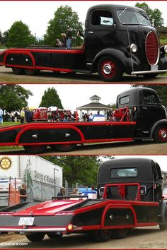1938 Ford COE