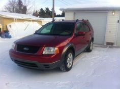 2007 Ford Freestyle (NW Edmonton, AB) $7,800