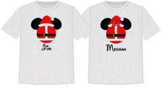 SANTA SUITS Disney Vacation Group Shirts by TheMouseBoutique