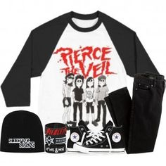 Pierce The Veil, Sleeping With Sirens, Bring Me The Horizon, and Of Mice & Men