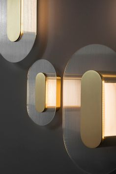 Discover Baxter Mood book Matching of leather, materials, colours, textures and writings that reveal new trends of design Wall Sconce Lighting, Wall Sconces, Wall Lamps, Lamp Design, Lighting Design, Lamp Light, Light Up, Mood Light, Unique Lamps