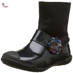 Mod8 Kismi, Bottes Classiques Fille, Noir, 34 EU - Chaussures mod8 (*Partner-Link)