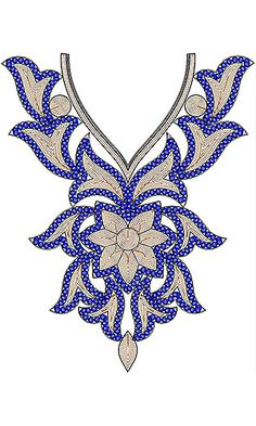 Afghanistan Fashion Clothing | Embroidery Design