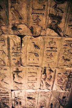 Hieroglyphs by Igor Kalitventsev on 500px