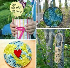 Your kids will love these Earth Day activities while learning about recycling, reducing and reusing! Explore The Celebration Shoppe for more Earth Day ideas. Earth Day Activities, Activities For Kids, Crafts For Kids, Arbour Day, The Lorax, Natural Parenting, Kids Corner, Student Learning, Daisy