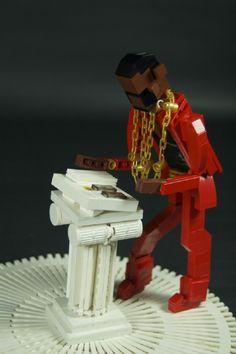 Kanye Lego