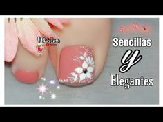 Pretty Toe Nails, Pretty Toes, Toe Nail Color, Nail Colors, Manicure, Toe Nail Designs, Nail Arts, Make Up, Beauty