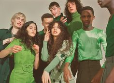 Body Shop At Home, The Body Shop, Group Photography, People Photography, Jealousy Is A Disease, Six Models, Good Skin Tips, Pelo Afro, Metal Magazine