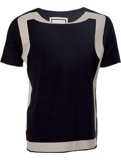 TRENDT Camiseta Unissex Preta.