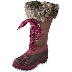 570ef2e761ef London Fog Girls Melton Cold Weather Snow Boot