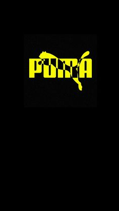 Puma Black Wallpaper IPhone Android
