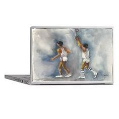 passing the torch Laptop Skins celebrates the coming olympics...$22.09