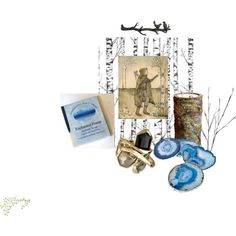 """""""Enchanted Forest #1"""" by winnipesaukee on Polyvore http://www.winnisoapco.com/store/p21/Enchanted_Forest_Artisan_Soap.html"""