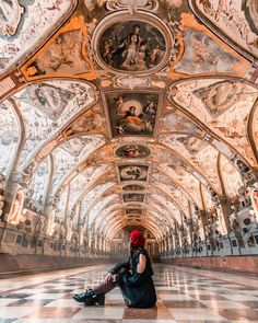 Residenez Museum • Munich Germany